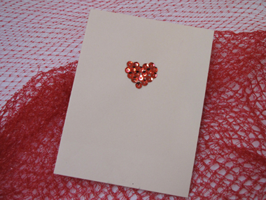 C9W Valentine Cards – Making Hearts that Sparkle