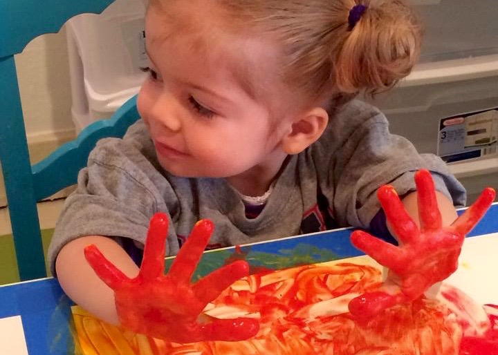 NEW Evening Session Added, ArTogether for Tots