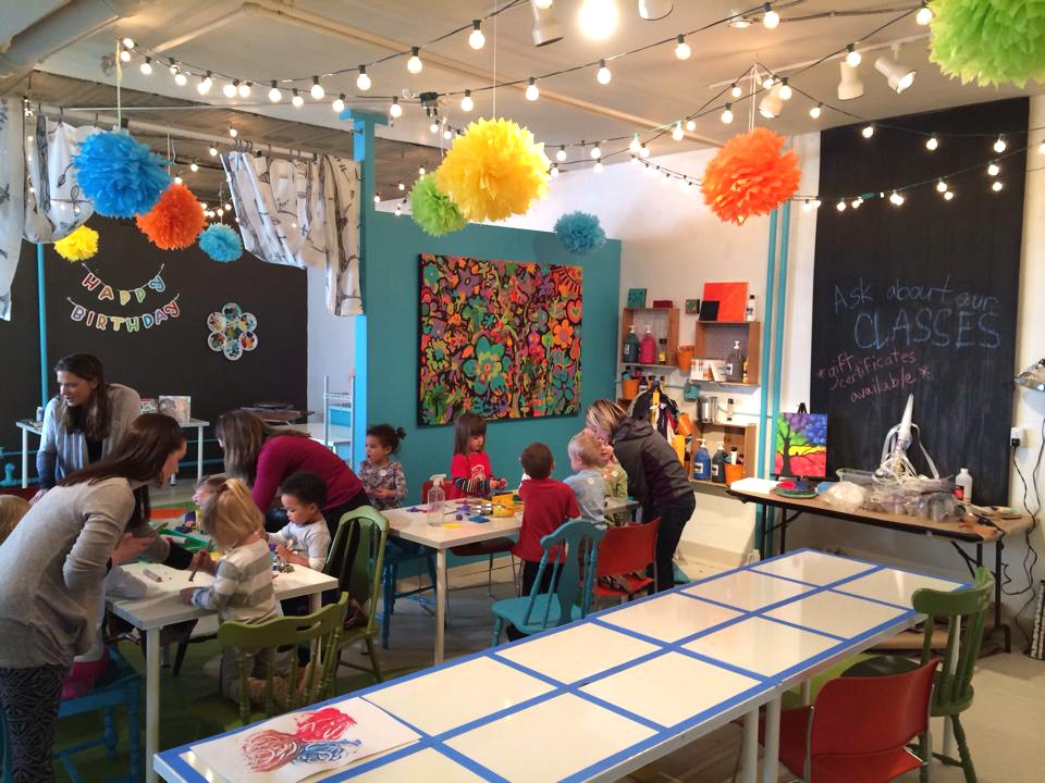 ArTogether for Tots with Cloud 9 Workshop