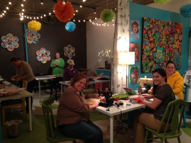 Projects Announced for November's Feeling Crafty Friday Nights!