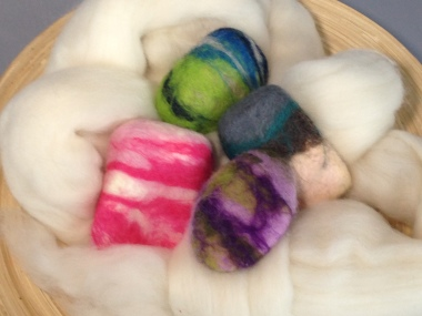 Felting Soap: Where to buy wool