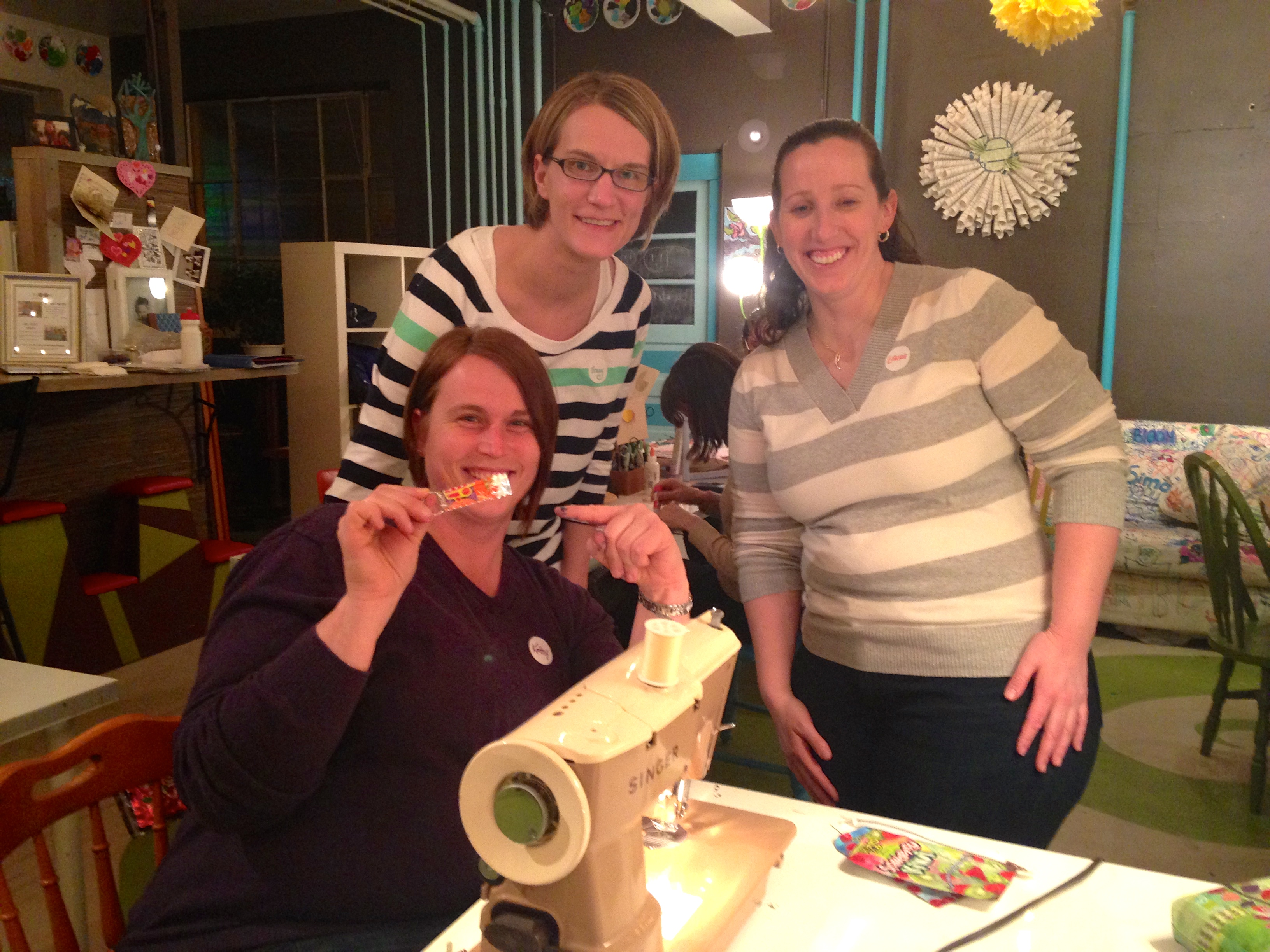 ONLY 6 Spots LEFT for THIS FRIDAY's Feeling Crafty Friday Nights!