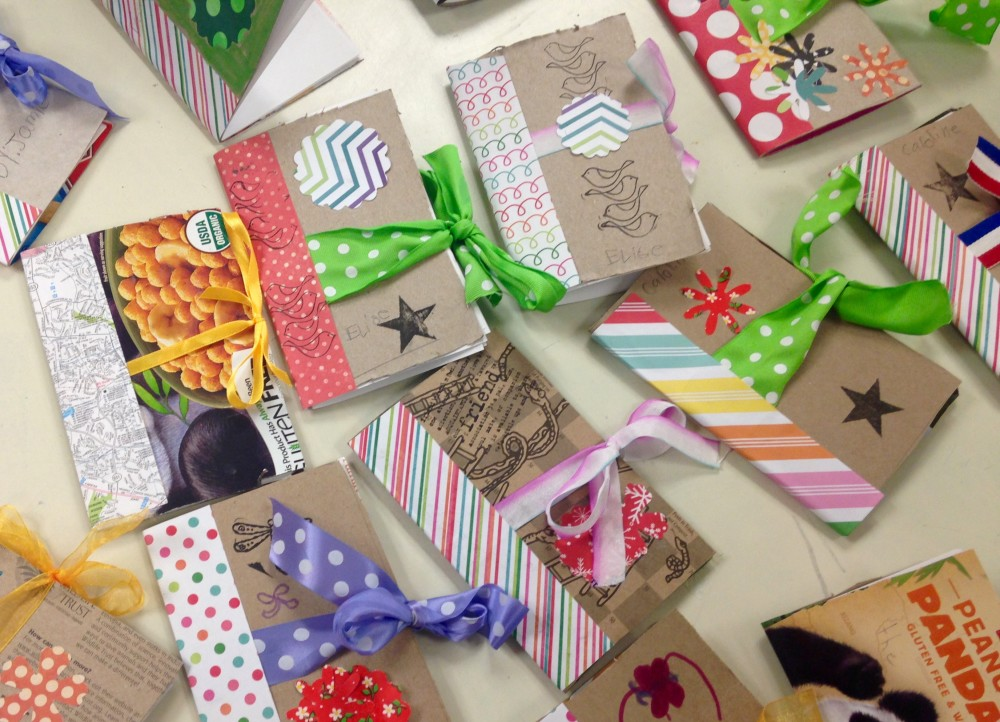 Tutorial: How to Create Cereal Box Journals