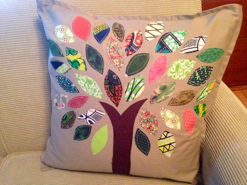 Applique Pillow Cases