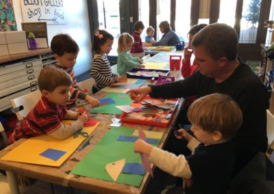 ArTogether for Tots at Cloud 9 Workshop