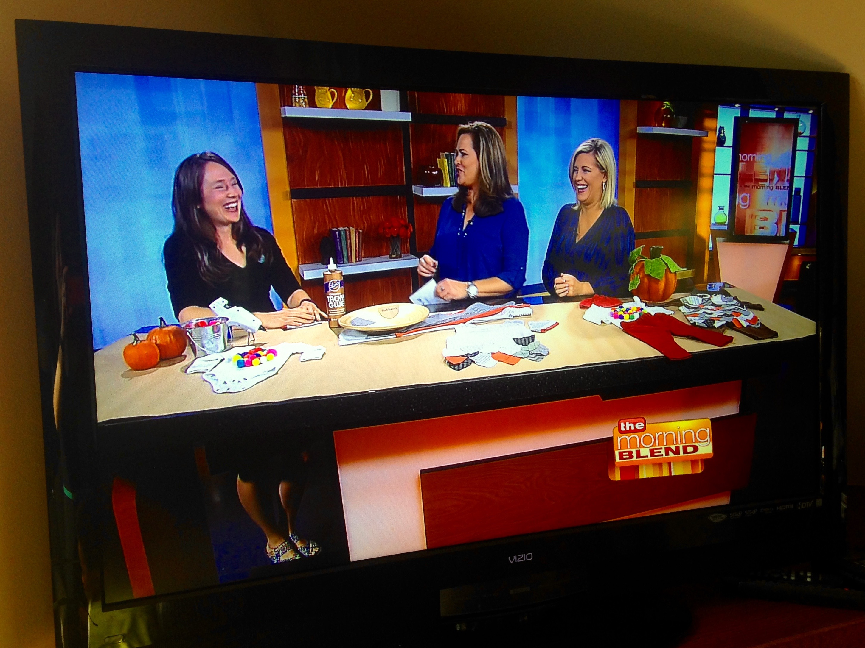 LIVE on TMJ4's Morning Blend-Kelcey's Craft Corner, Halloween Costumes for Baby