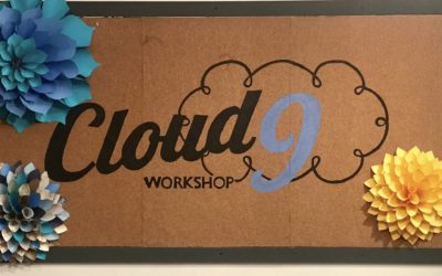 Word on the Street…Cloud 9 Workshop EXPANDING!